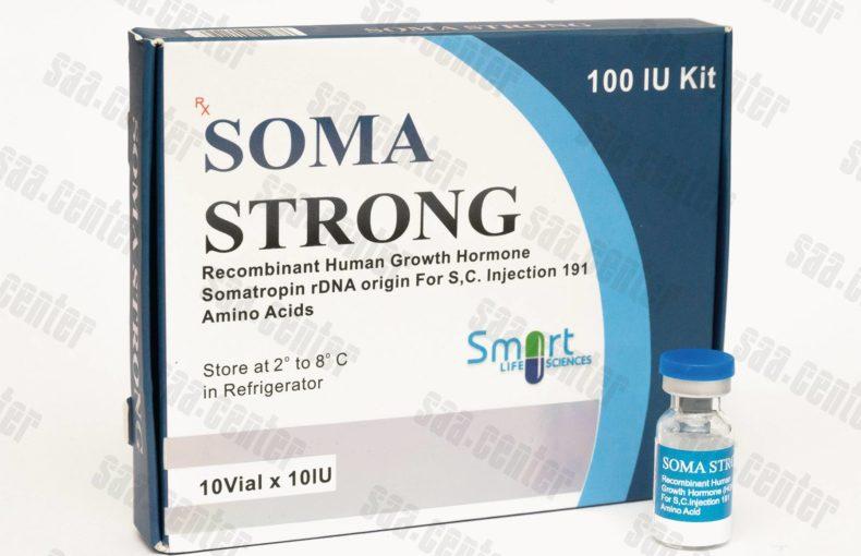 hgh somastrong hormon wzrostu
