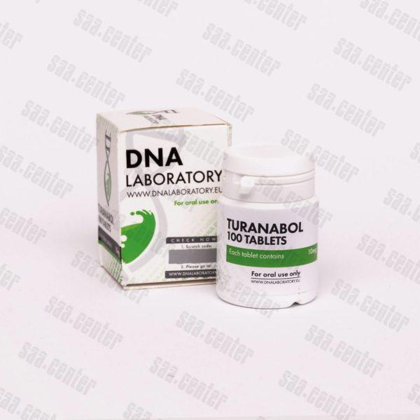 turanabol chlorodehydromethyltestosterone dna