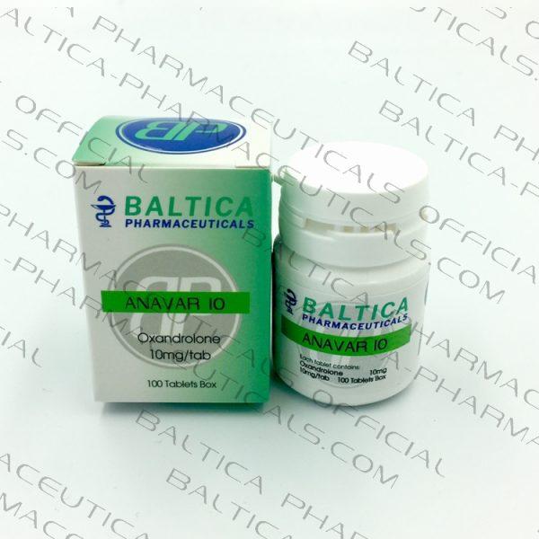 Anavar Baltica Pharmaceuticals