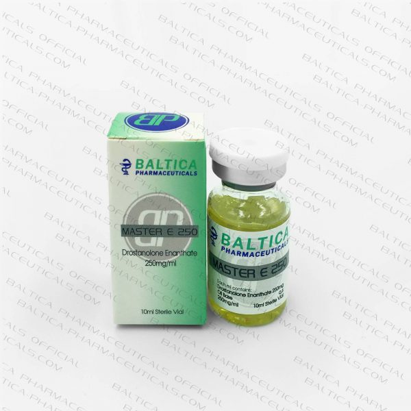 drostanolone enanthate baltica pharmaceuticals
