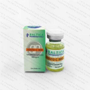 cypionat testosteronu baltica pharmaceuticals